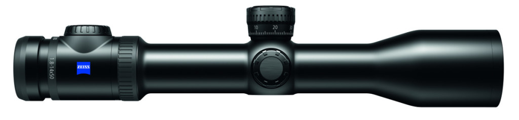 Zeiss Victory V8 1.8-14x50 with ASV Long Range