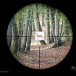 Leica Magnus 2.4-16x56 reticle 4a at 6x