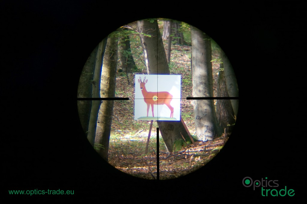 Leica ERi 3-12x50 reticle 4a at 12x