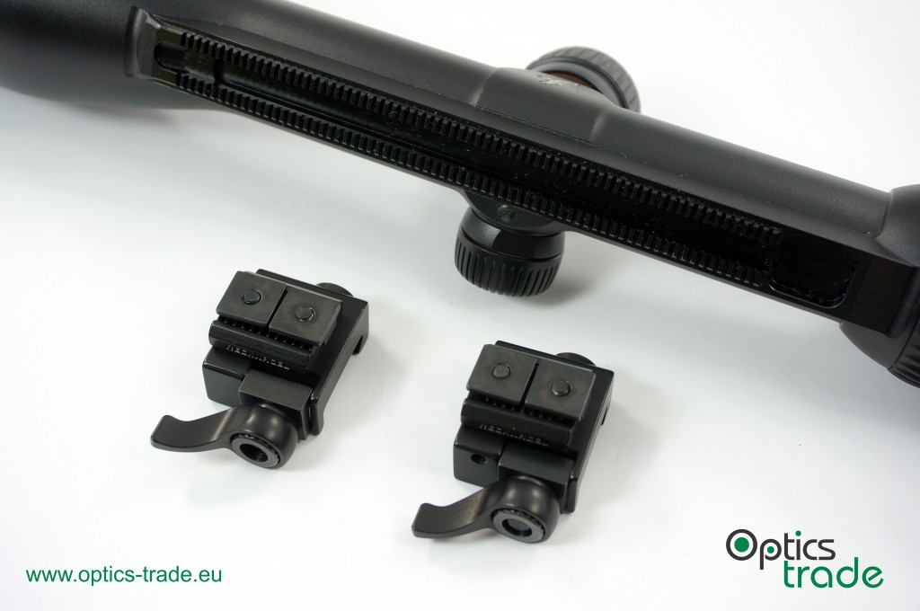 Swarovski SR Rail and Recknagel Picatinny mounts