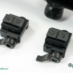 Recknagel Picatinny / weaver mount for Swarovski SR rail