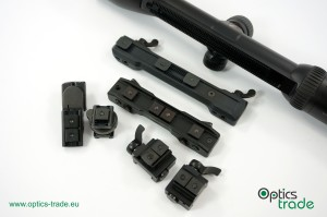 Swarovski SR Rail and Mounts