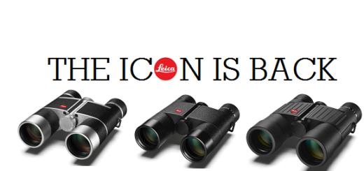 Leica's new TRINOVID